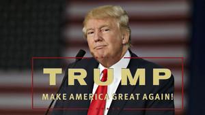 Donald Trump (Make America Great Again)