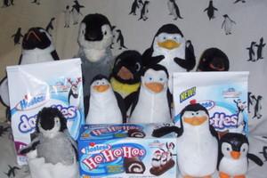 Donettes, Ho Hos, and Penguins