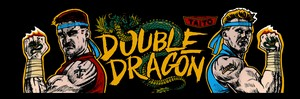 Double Dragon - American Arcade Marquee