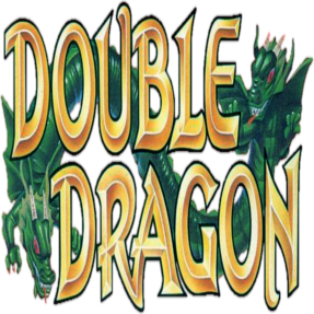 Double Dragon Logo - ikon