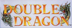 Double Dragon - Neo Geo logo