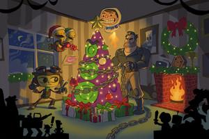 Double Fine 圣诞节