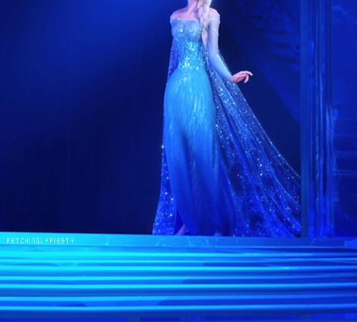 Ace2000 Wallpaper Led Elsa Ice Dress