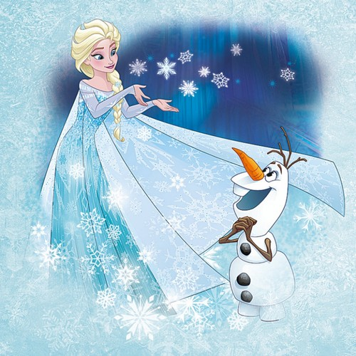 Olaf Wallpapers: Frozen Images Elsa And Olaf HD Wallpaper And Background