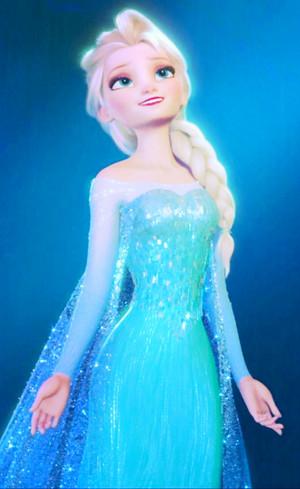 Elsa from Frozen ♥