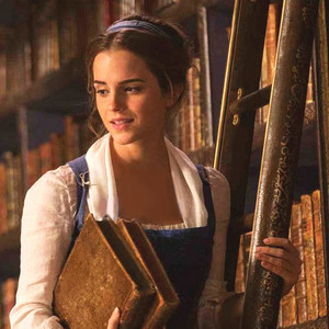 Emma Watson as Belle in Beauty and the beast-2017