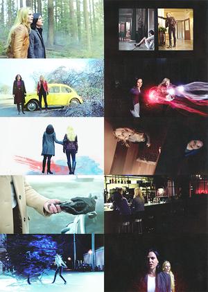 Emma and Regina