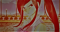 Erza Scarlet in a still from Fairy Tail during the Grand Magic Games arc - erza-scarlet photo