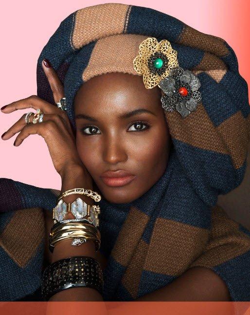 "Fatima Siad for ""Nylon"""