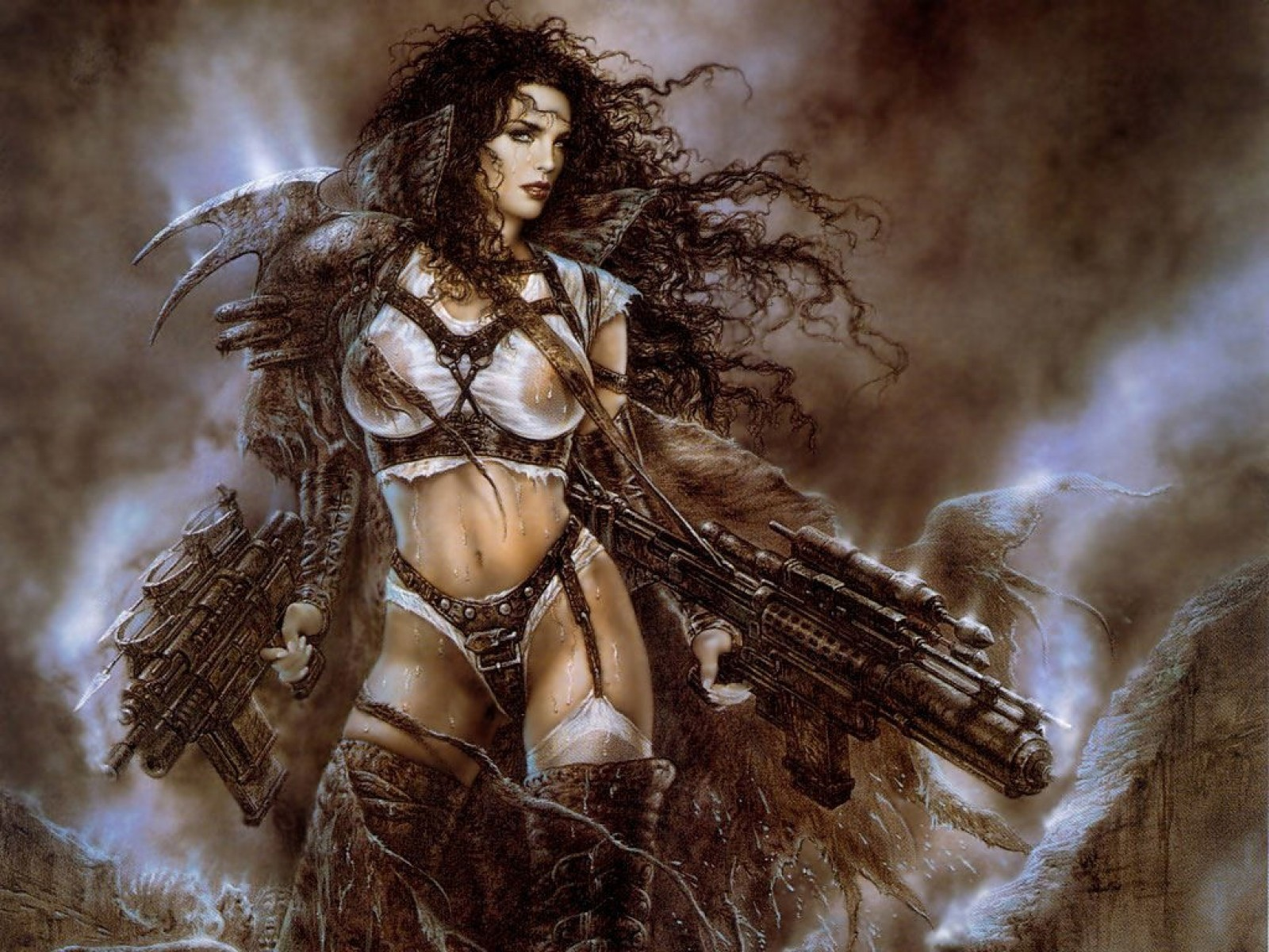 Luis Royo Wallpapers