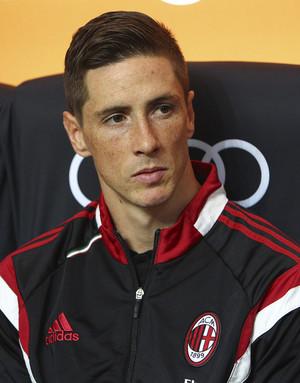Fernando Torres AC Milan v Juventus FC Serie KO XQ5USCV6l