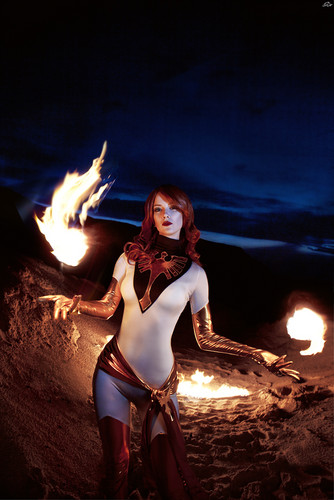 Jean grey images fire by akinagasai hd wallpaper and - Wallpaper jean grey ...