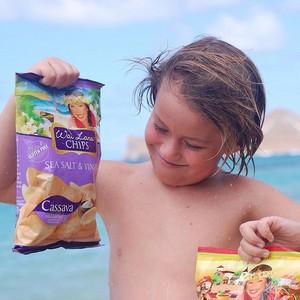 Flavorful wailana chips