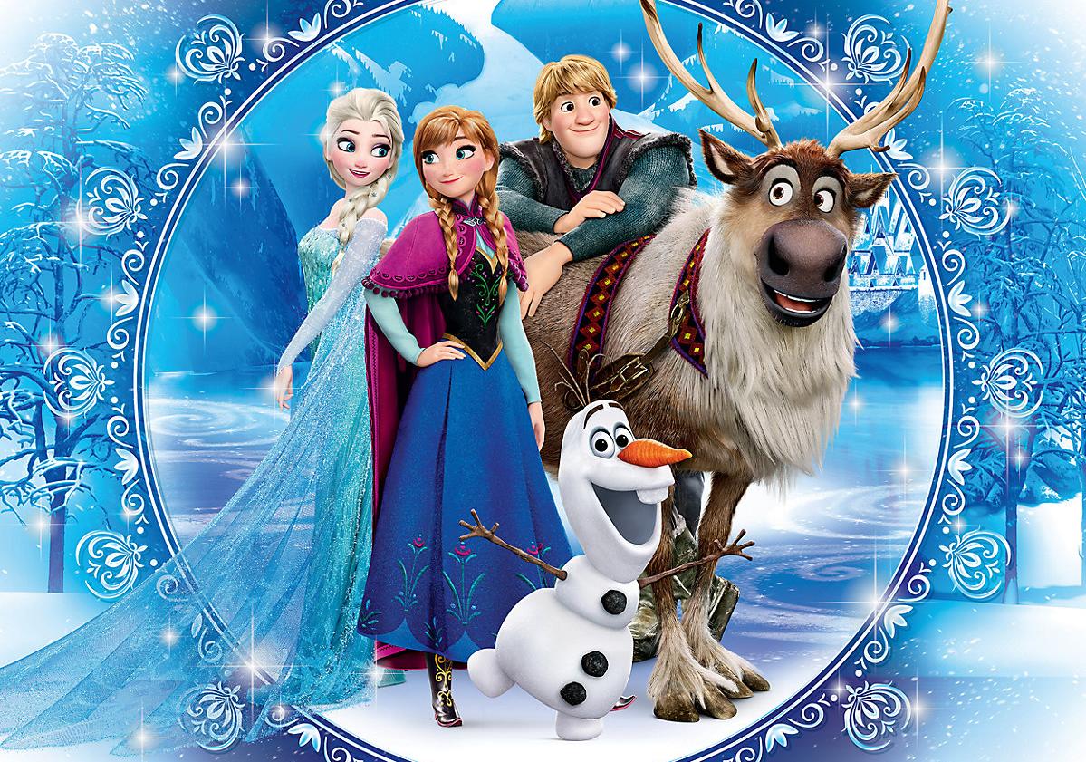 Wallpaper Frozen Queen Elsa HD K Movies