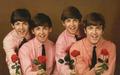 Funny Beatles Face Swaps - the-beatles fan art