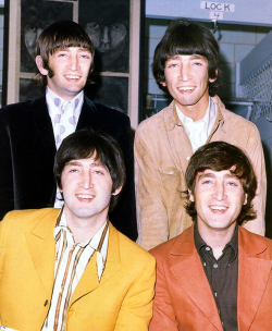Funny Beatles Face Swaps