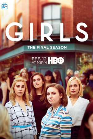 GIRLS Season 6 Poster