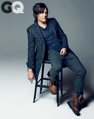 GQ Magazine ~ 2013