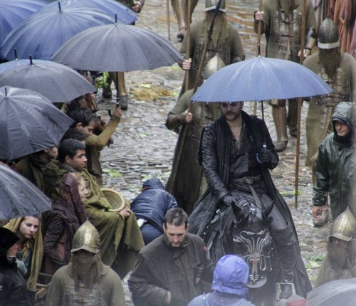 Game of Thrones wallpaper called Game of Thrones- Season 7- Filming