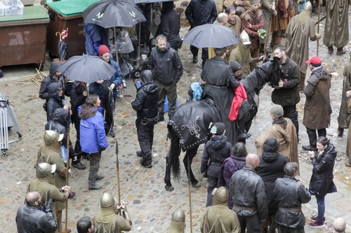 juego de tronos fondo de pantalla entitled Game of Thrones- Season 7- Filming