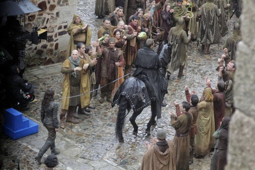 Game of Thrones Hintergrund entitled Game of Thrones- Season 7- Filming