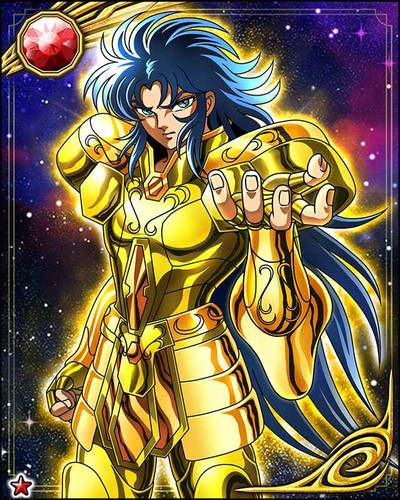 Saint Seiya (Knights of the Zodiac) fondo de pantalla entitled Gemini Kanon