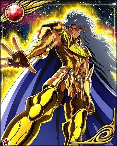 Saint Seiya (Knights Of The Zodiac) Images Gemini Saga HD
