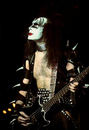 Gene ~Mannheim, West Germany...May 18, 1976