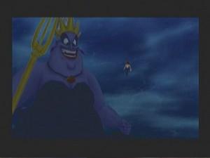 Giant Ursula Kingdom Hearts
