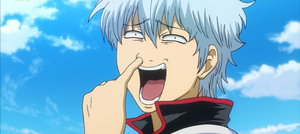 Gintama Jump Festa 2-troll