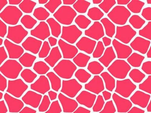Giraffe print patterns