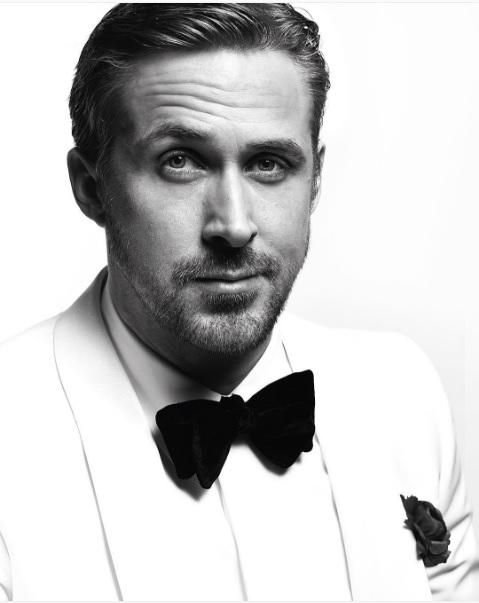 Golden Globes 2017 Portrait