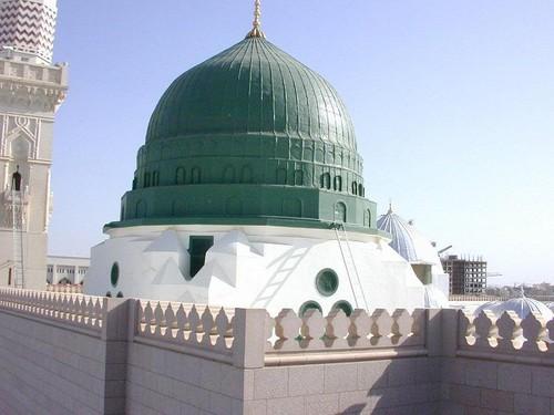 Islam wallpaper entitled Gumbad E Khizra