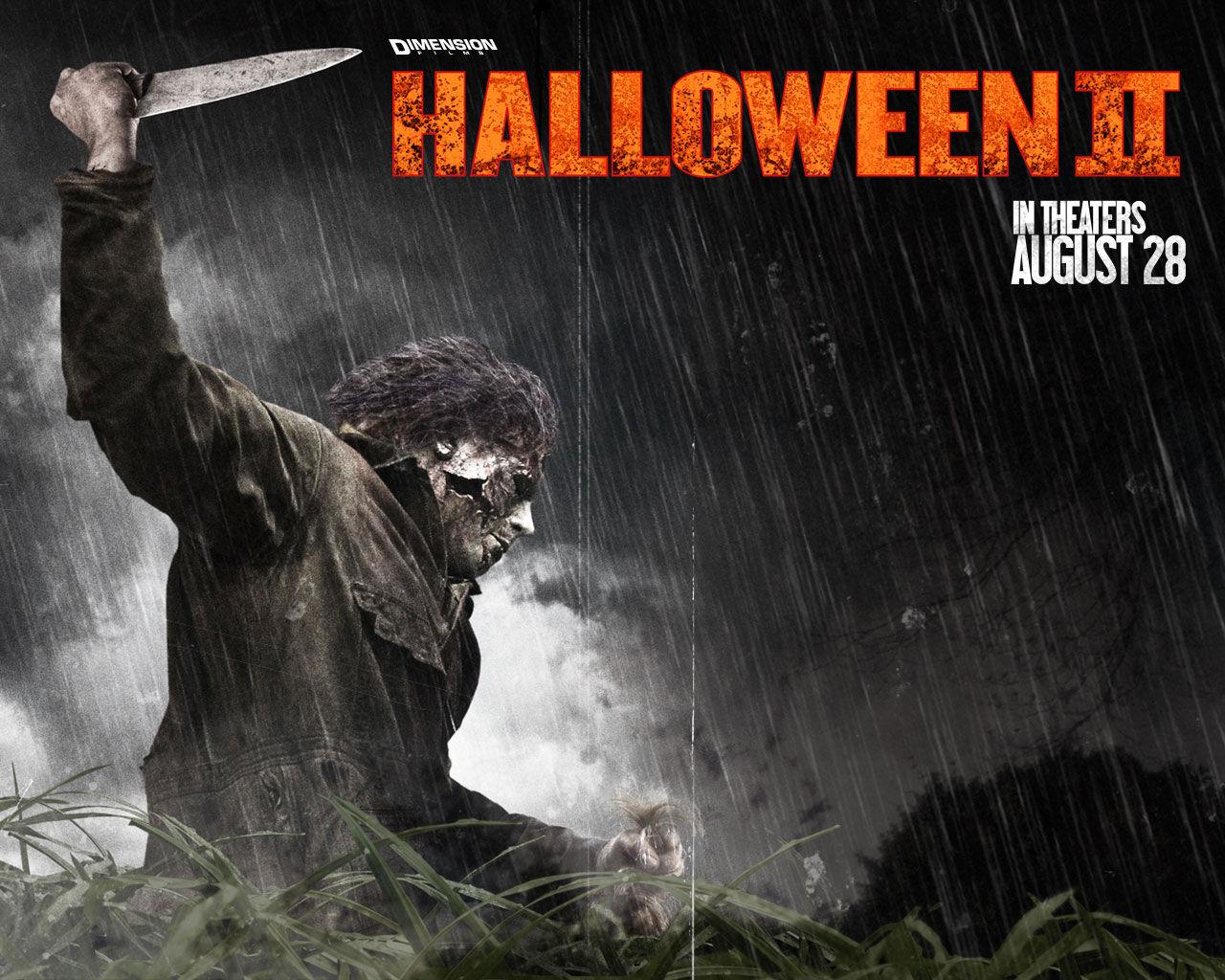 H Halloween  The Halloween movies Wallpaper