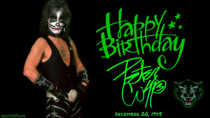 Happy Birthday Peter ~December 20, 1945