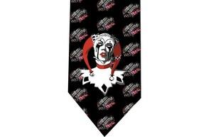 Harley Quinn Batman tie 3 detail