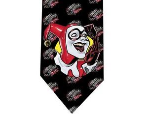 Harley Quinn batman tie 7 detail