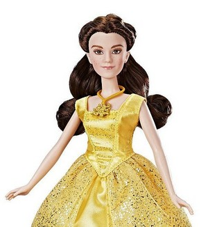 Hasbro Belle dolls