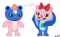 Head swap.. - happy-tree-friends photo