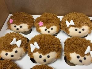 Hedgehog Капкейки
