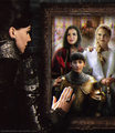 Henry, Regina and Emma - once-upon-a-time fan art
