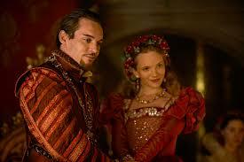 Henry VIII and Catherine Howard The Tudors