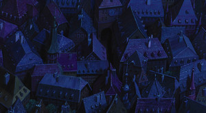 Howl's Moving Castle Scenery