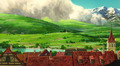 Howl's Moving Castle Scenery - howls-moving-castle photo