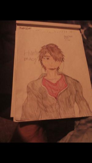 Hunter-Kun Аниме