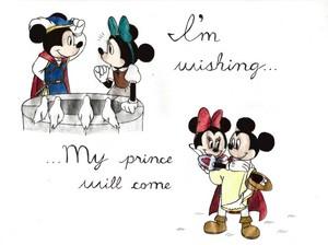 I'm Wishing... My Prince Will Come