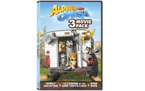 Alpha and omega movie 3 pack