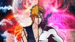 Ichigo and Aizen