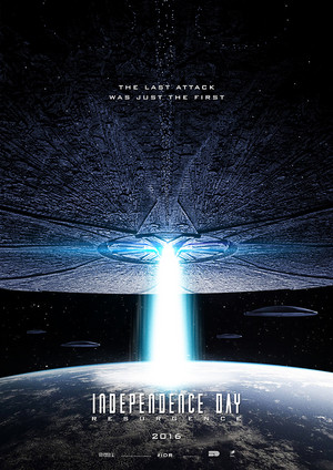 Independence araw Resurgence Posters