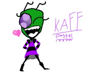 Invader KAFF